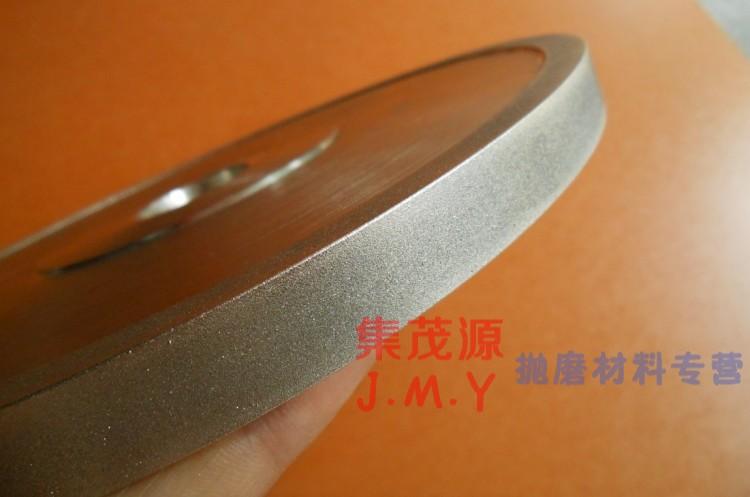 гальванических Diamond колесо сверхтвердых алмазов шлифовальным 200*13*32170/200# абразивов вольфрам