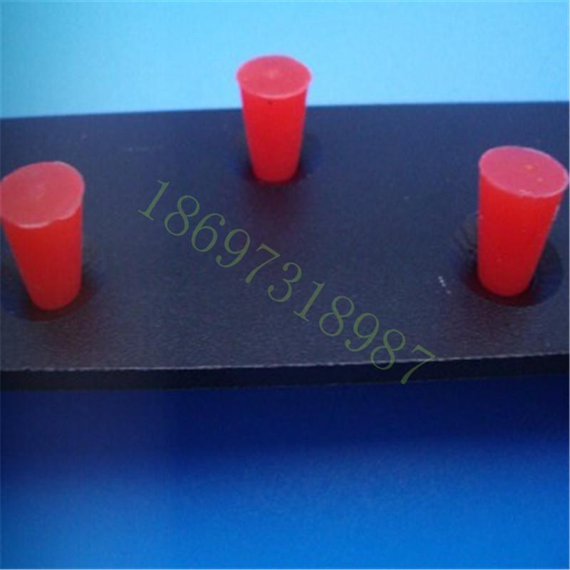 耐高温ソリッドシリコンゴム栓プラグ密封ソフトシリコンゴム栓ソリッド円錐皮栓がホールプラグ