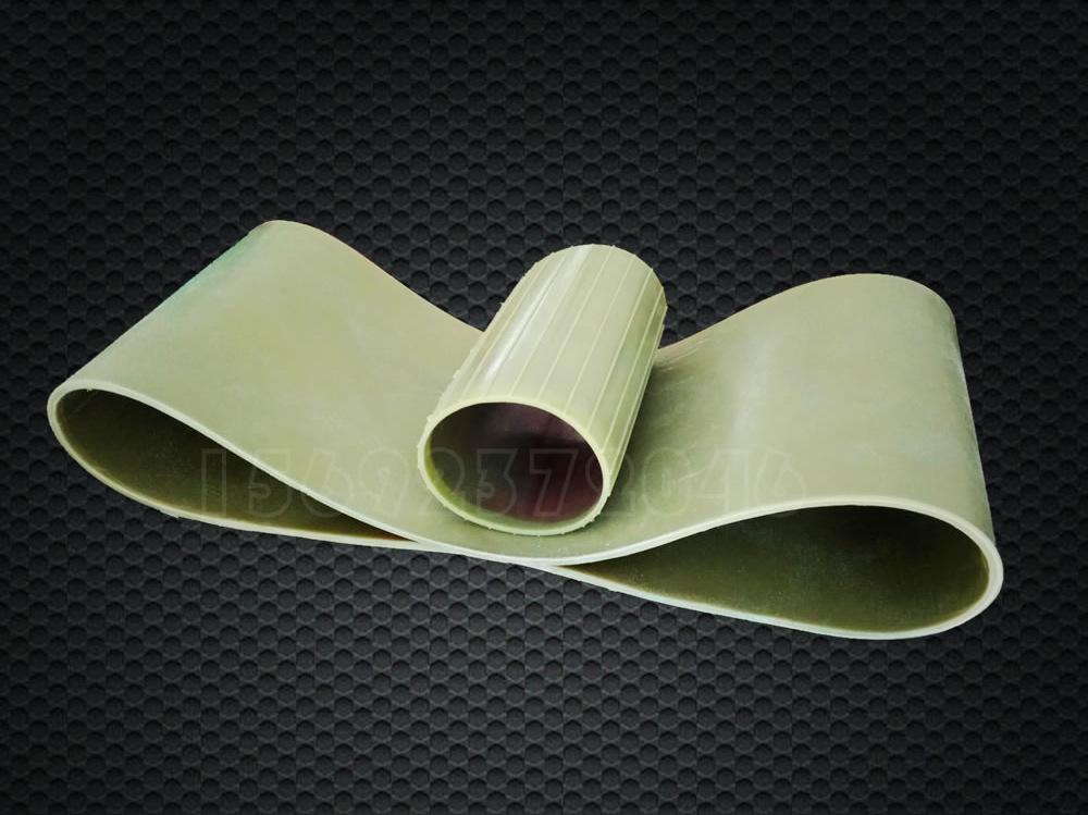 660 овощерезка аксессуары сухожилие чисто клей конвейер давление блюдо с 1000 типа полностью клей резиновый ремень, поощрение передачи