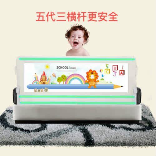 υψηλής ποιότητας κρεβάτι κιγκλίδωμα χωρίς στρώμα στο κρεβάτι του βρέφος προστατευτικό κιγκλίδωμα αντι - έσπασε το μωρό κρεβάτι φράχτη.