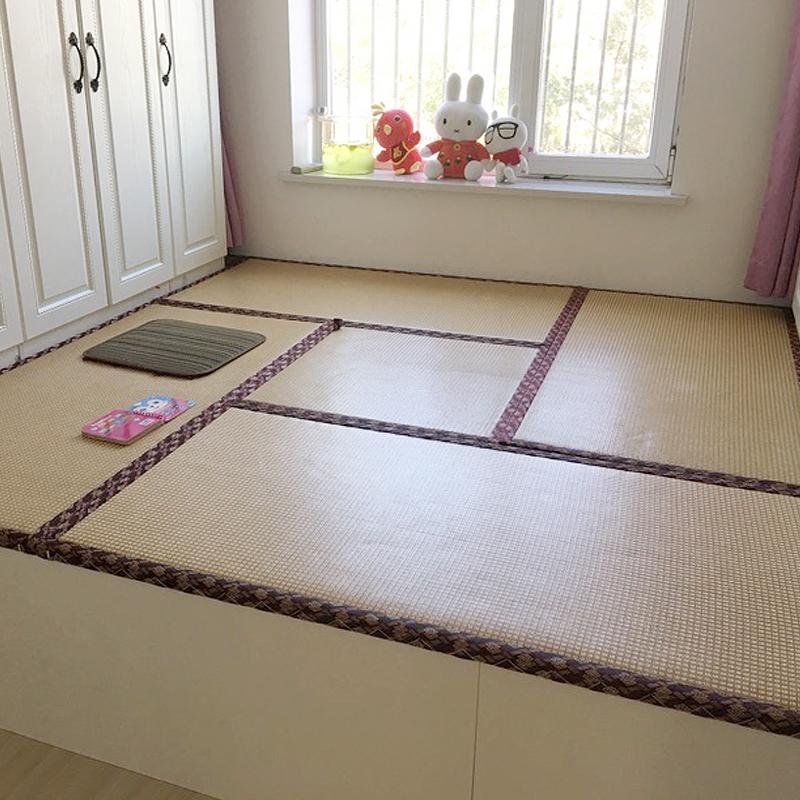 Tatami mats source Tang custom custom platform cushions Japanese tatami mats of natural coconut palm mattress cushion