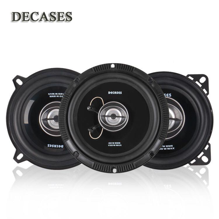 Автомобильная аудио рог 4 дюйма 5 - дюймовый 6,5 дюймов автомобильный гудок коаксиальный переоснащение бас все частоты в звук рога