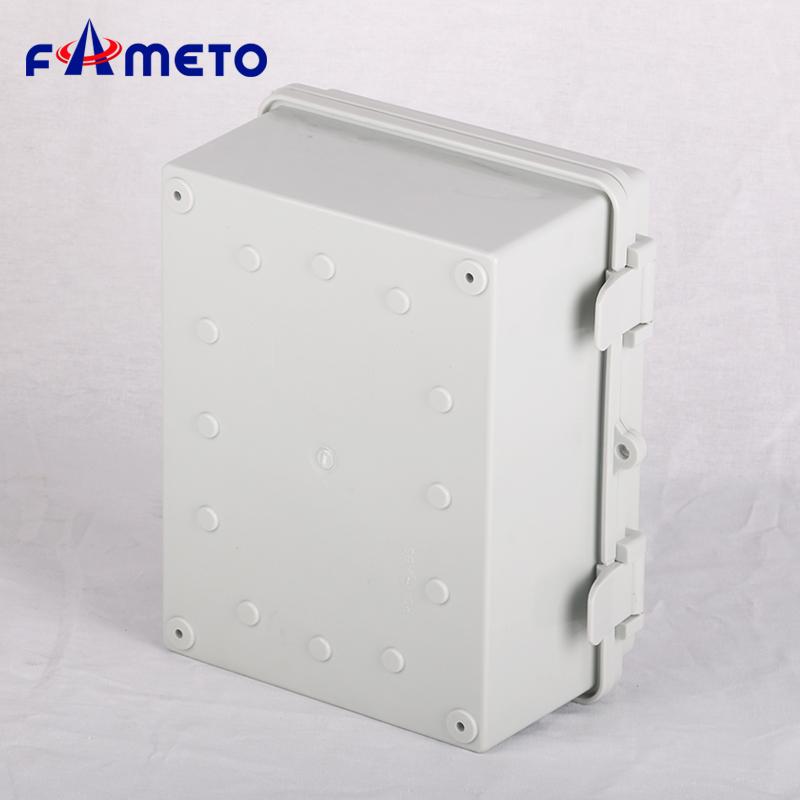 Elektrische Steuerung Outdoor - Monitor - ausrüstungen 100*150*70 scharnier Schloss ein ABS - kunststoff wasserdichten box