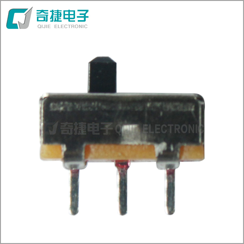 Small toggle switch SS12D00G2 high 3 feet short needle handle 2mm2 file 1P2T from the 2.5 foot switch toys