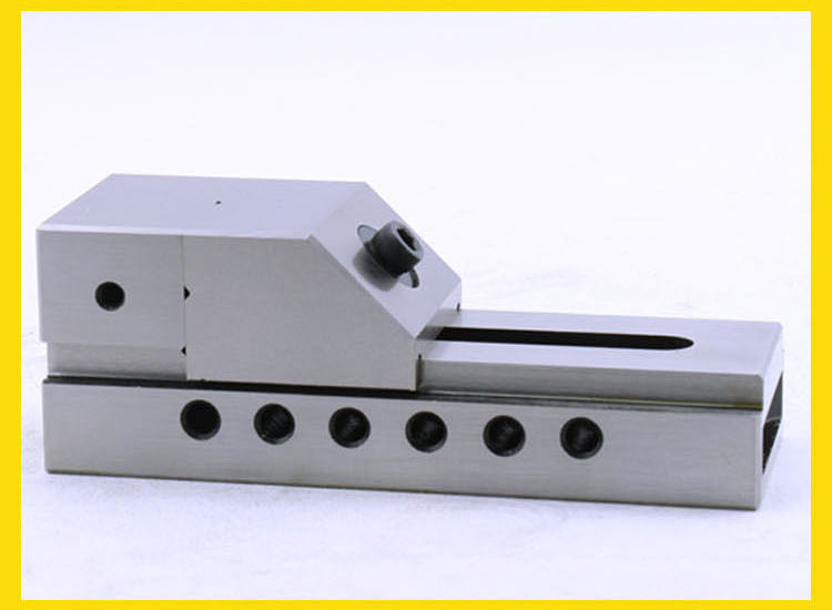 Quick clamp force precision grinder million 2 inch -6 inch rectangular vise with batch milling fixture vise machine