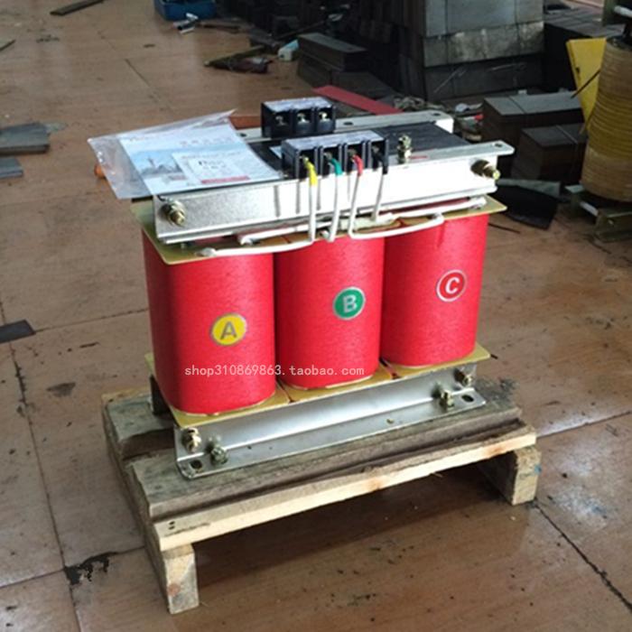 Transformateur triphasé de puissance de rotation 40KW380V220V 110V127V SBK-40KVA V 480V208V variable