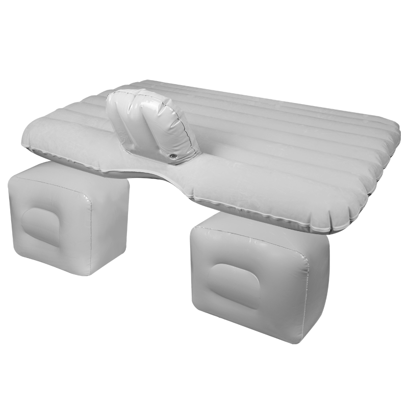 The vehicle gap pad swim inflatable mattress bed car rear seat car car flocking general car