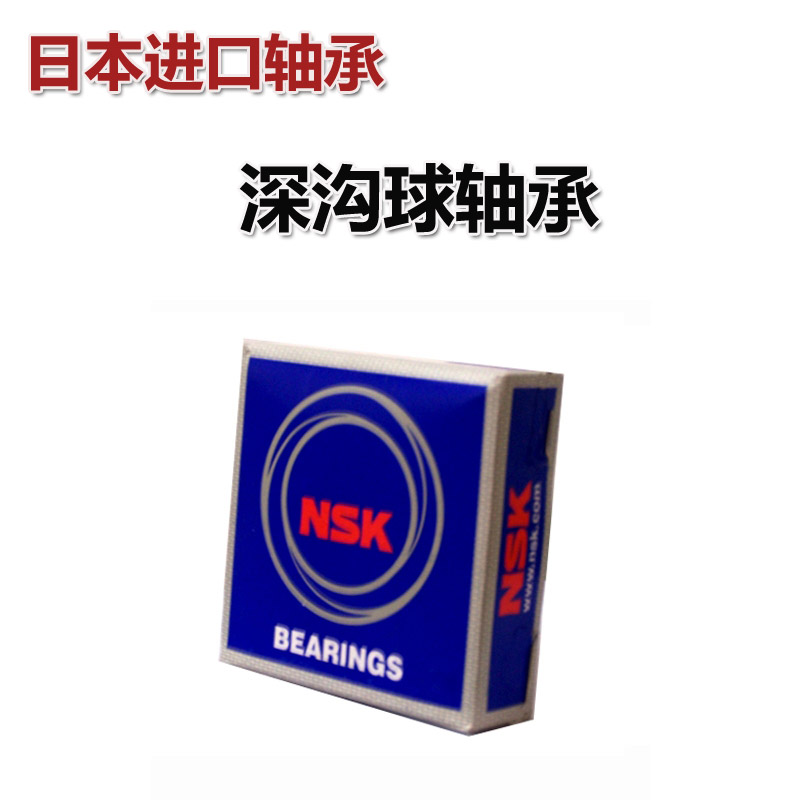 NSK stainless steel bearings imported S6200 S6201 S6202 S6203 S6204 S6205 6206 ZZ
