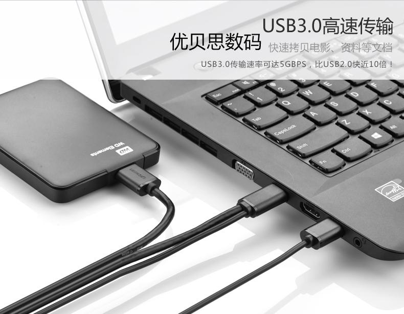 WDElements neUe mobile festplatte 1.5T500GWDBU6Y0015BBK datenkabel USB 3.0