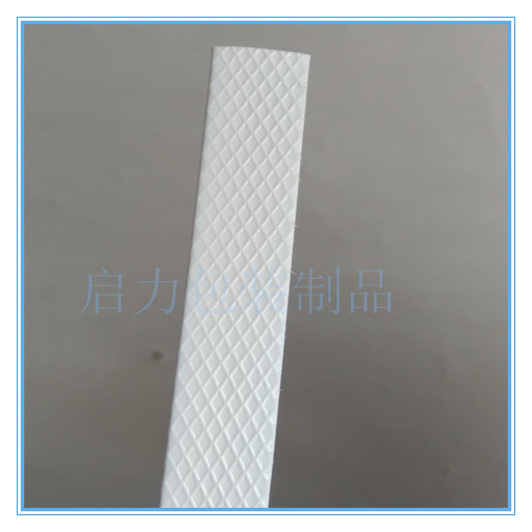 Packing belt for hot melt machine, strapping belt for automatic machine and automatic strapping machine