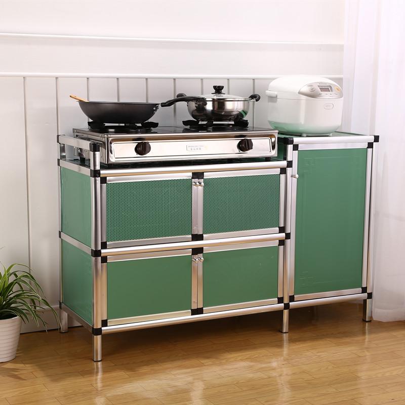 газовая плита на кухне еду кабинет шкафы края кабинета шкаф шкафчик шкафчики алюминиевых сплавов, простой чай шкаф