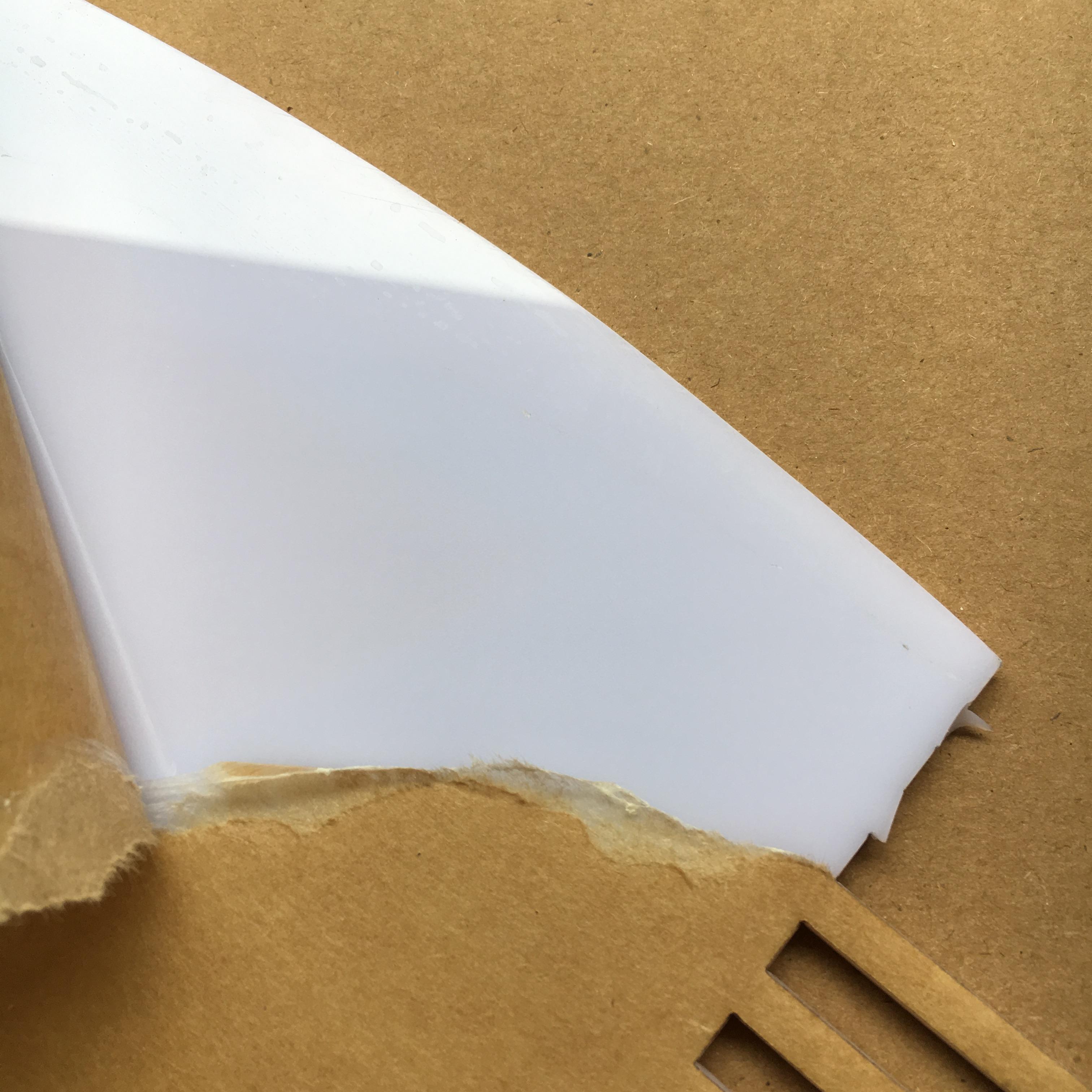Alta Nero acrilico trasparente Organica di un piatto di personalizzazione piegare la Lavorazione DEL VETRO piatto su misura di incisione e Stampa serigrafica.