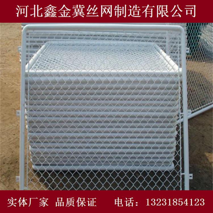 Galvanized huangtongwang dog fence fence fence enclosure orchard breeding net wire grid diamondmesh