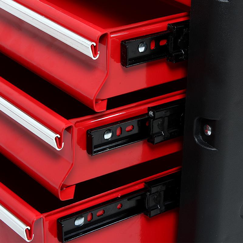 La cassetta degli attrezzi multiuso - Rod Tuba di manutenzione degli strumenti portatili macchina Hardware domestici di stoccaggio.