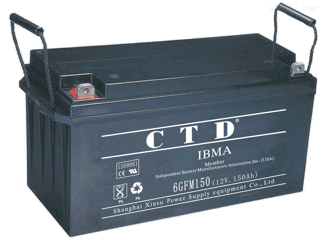 Germany CTD battery 6GFM65 West Dili CTD battery 12V65AHUPS power consumption discount