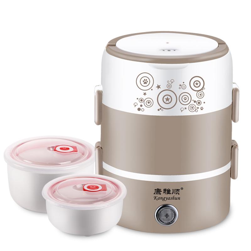 Aquecimento elétrico aquecedor de marmitas refeições quentes a vida interior de cerâmica PanelA arroz elétrica MINI 4.