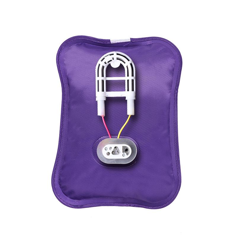 暖かい腰宝充電防爆腰保護暖かい帯電気加熱洗い張り腰椎生理痛暖かい宮男女湯たんぽ綿ネル