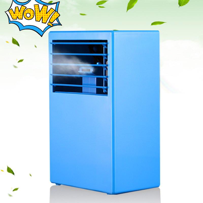 Heizung und kühlung MIT klimaanlage, Ventilator, single - Haushalt mobile kühler, lüfter, Kleine klimaanlage Stumm energiesparende befeuchtung Wasser