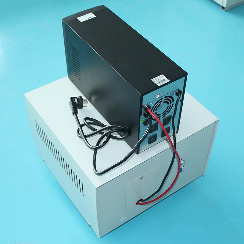 La División de 2KVA1200W Reddy demora 45 minutos de UPS H2000L interruptor automático de pantalla de cristal líquido