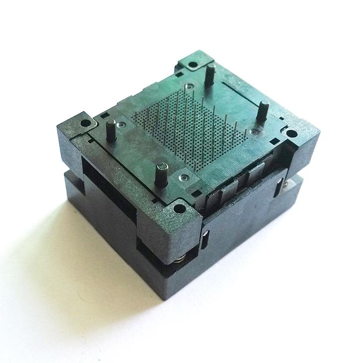 Sotto la pressione di prova in sede di LGA60 schegge lga60 bruciare il Chip con Base in sede di Consiglio non direttamente I produttori di pressione