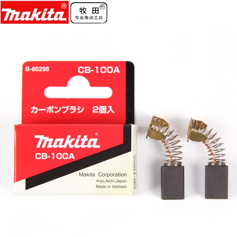 마키 타 카본 브러시 CB-85 / 100A / 105/106/303 앵글 그라인더 카본 브러시 220V 모터 브러시 홀더