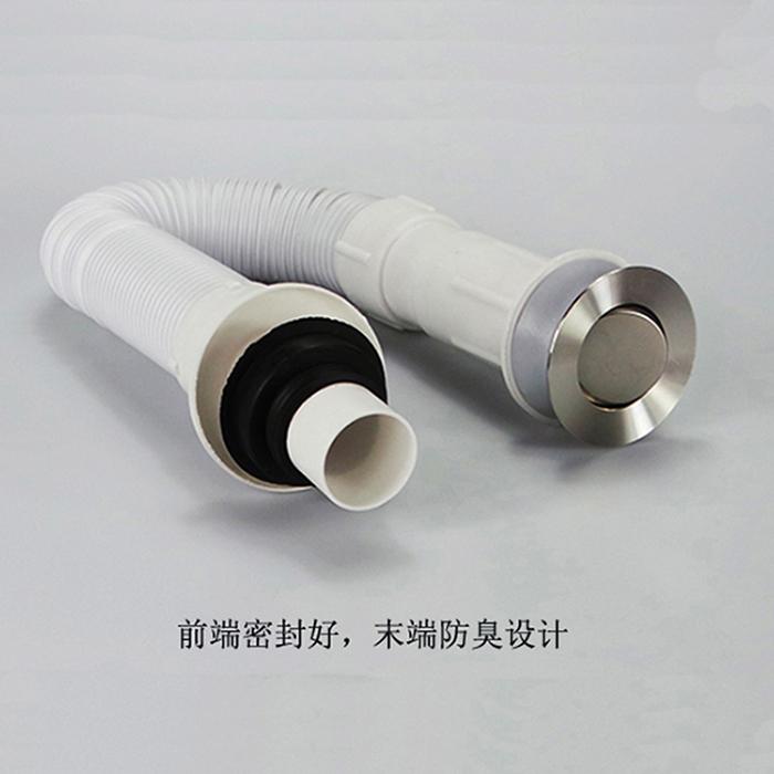 En conjunción con el tipo de tubería de acero inoxidable de los lavamanos lavamanos lavamanos doble uno.