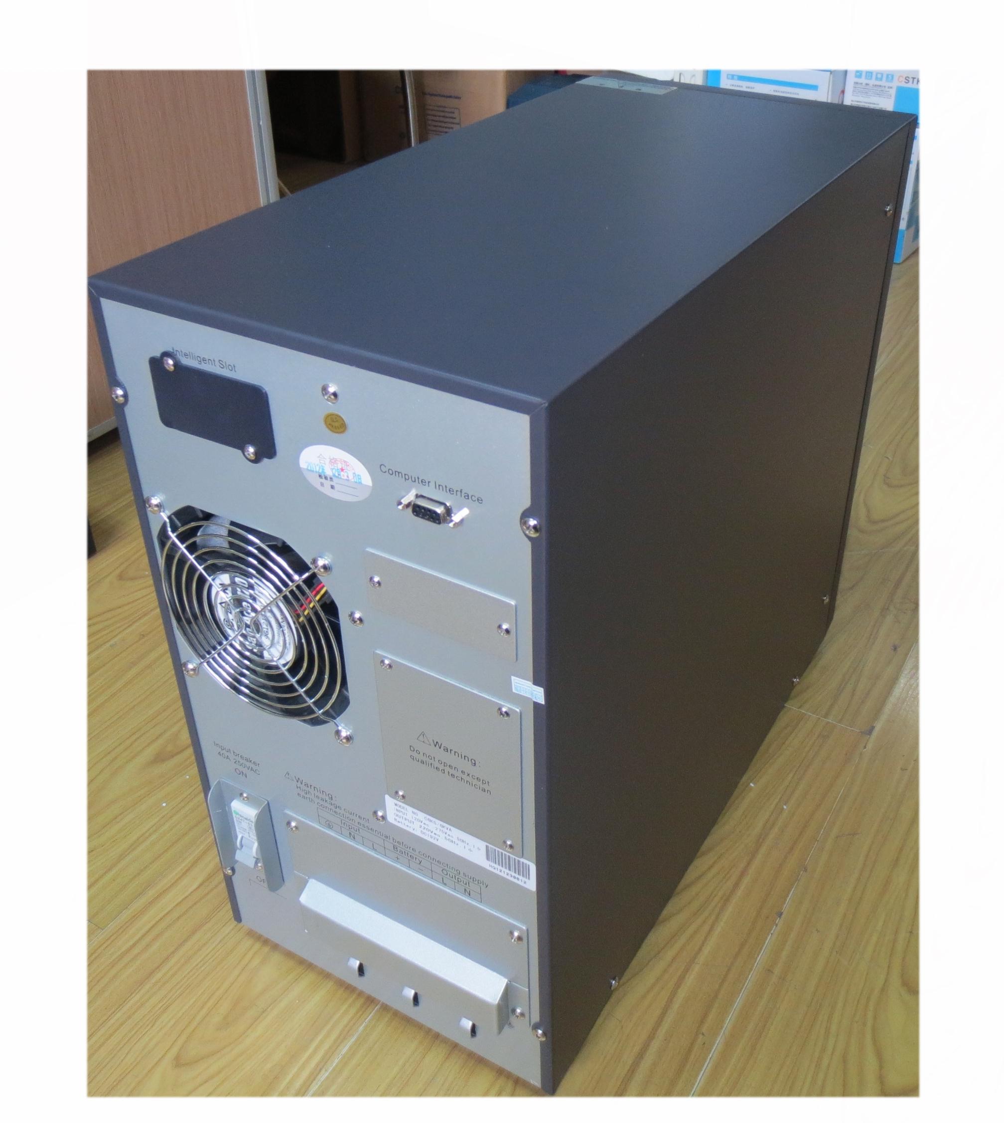 UPS uninterruptible power supply host CSTKC6KS6KVA4800W long delay external battery, original genuine