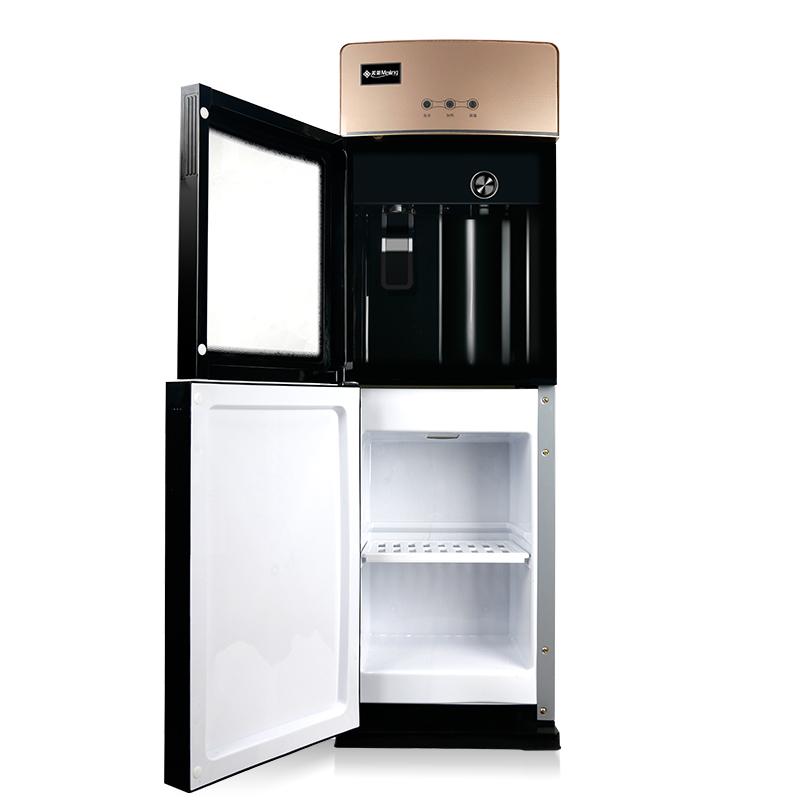 μei liνg Πότης με ζεστό και κρύο πάγο ζεστό γραφείο κάθετη διπλή θύρα οικιακών ειδικό γυαλί της εξοικονόμησης ενέργειας (βραστό νερό.