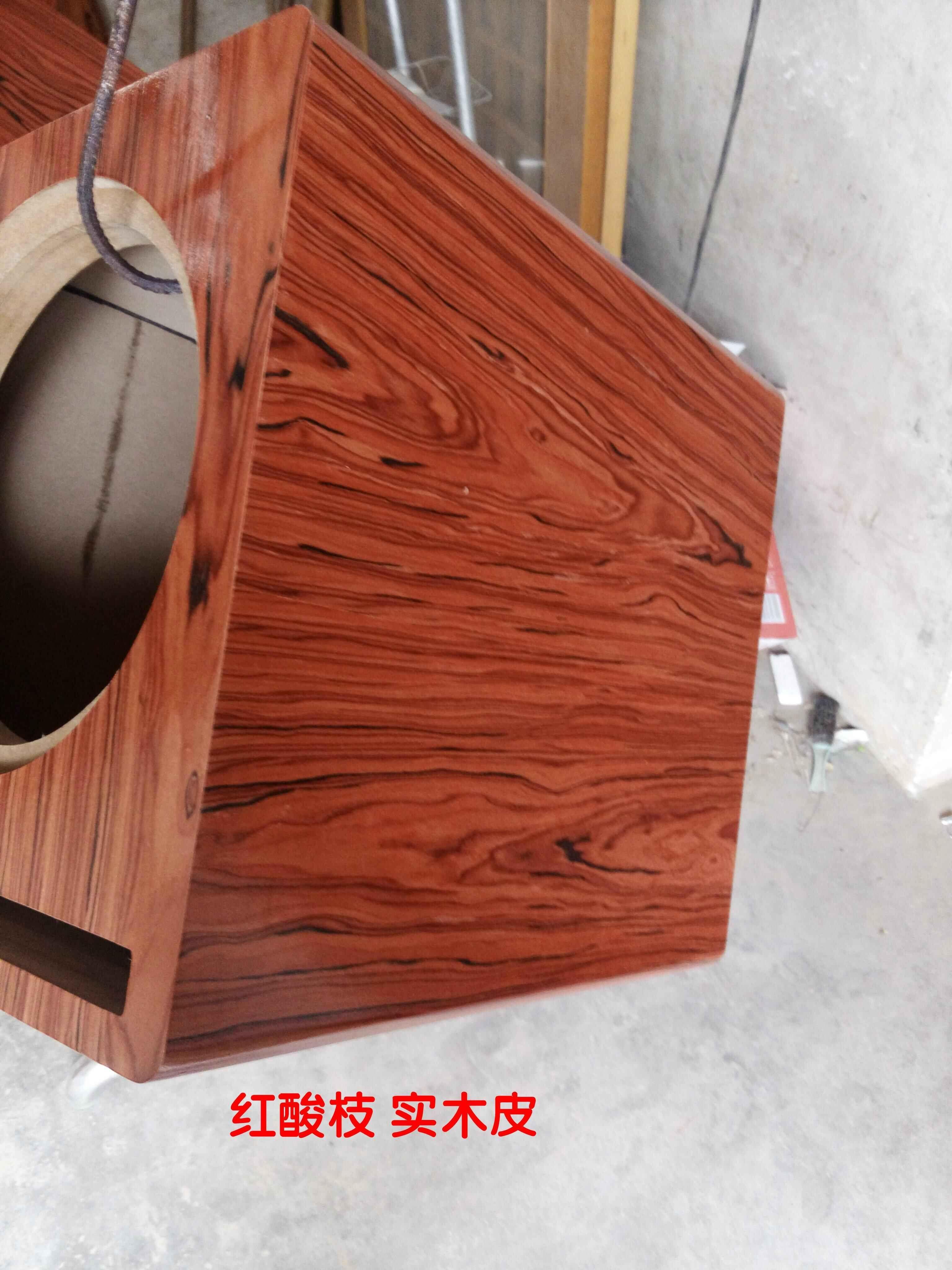 Des canons 456.58101215 pouces de fréquence audio de haut - parleur basse de cadre sur la boîte vide personnalisé