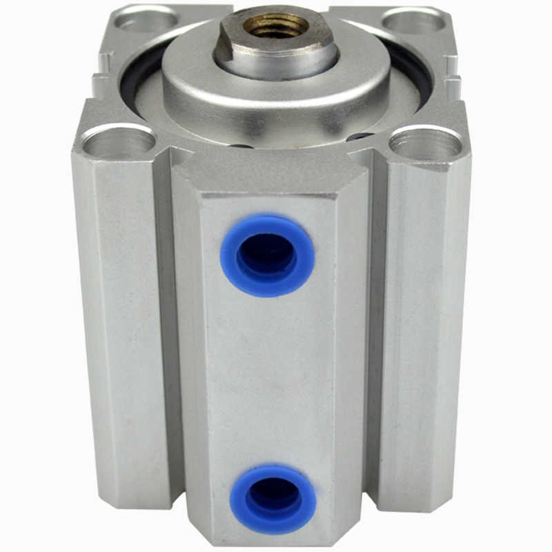 Cilindro magnético fino e ultra - Fino dente BKC SDA50-5/10/15/20/25/30/35/40/45/50-S