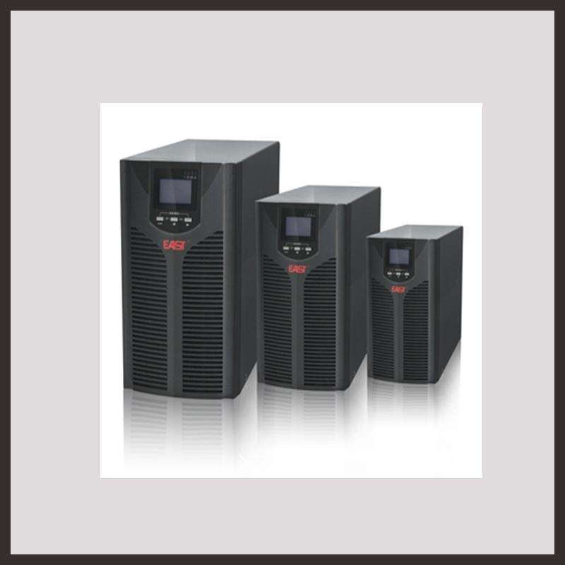 イースト易事特UPS電源10KVAEA9010S高週波オンライン三元単出8KW内蔵電池