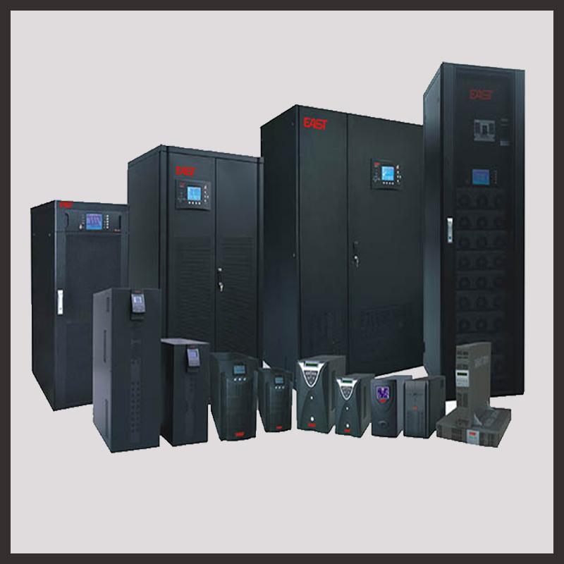 易事特EA9010HUPS不間断電源10KVA負荷9000W三元単に次の蓄電池