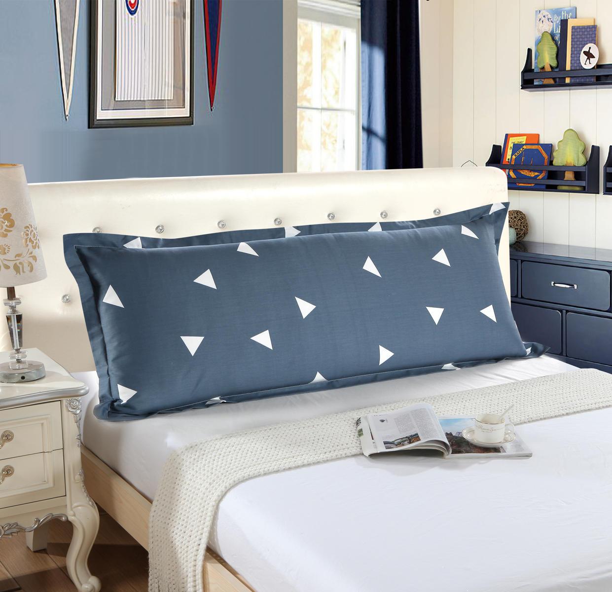 可愛いを組み合わせて枕枕枕カバーの長いセクションをダブル長枕連体綿カップル枕韓式一体