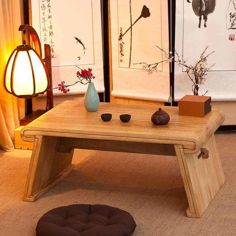 Table table antique wood windows tatami tea table desk bed folding table table table table computer Ancient Chinese Literature Search
