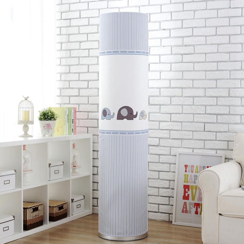 Changhong CHiQ2 horse KFR-51LW/Q1L air conditioner cover vertical circular cylindrical bellows special