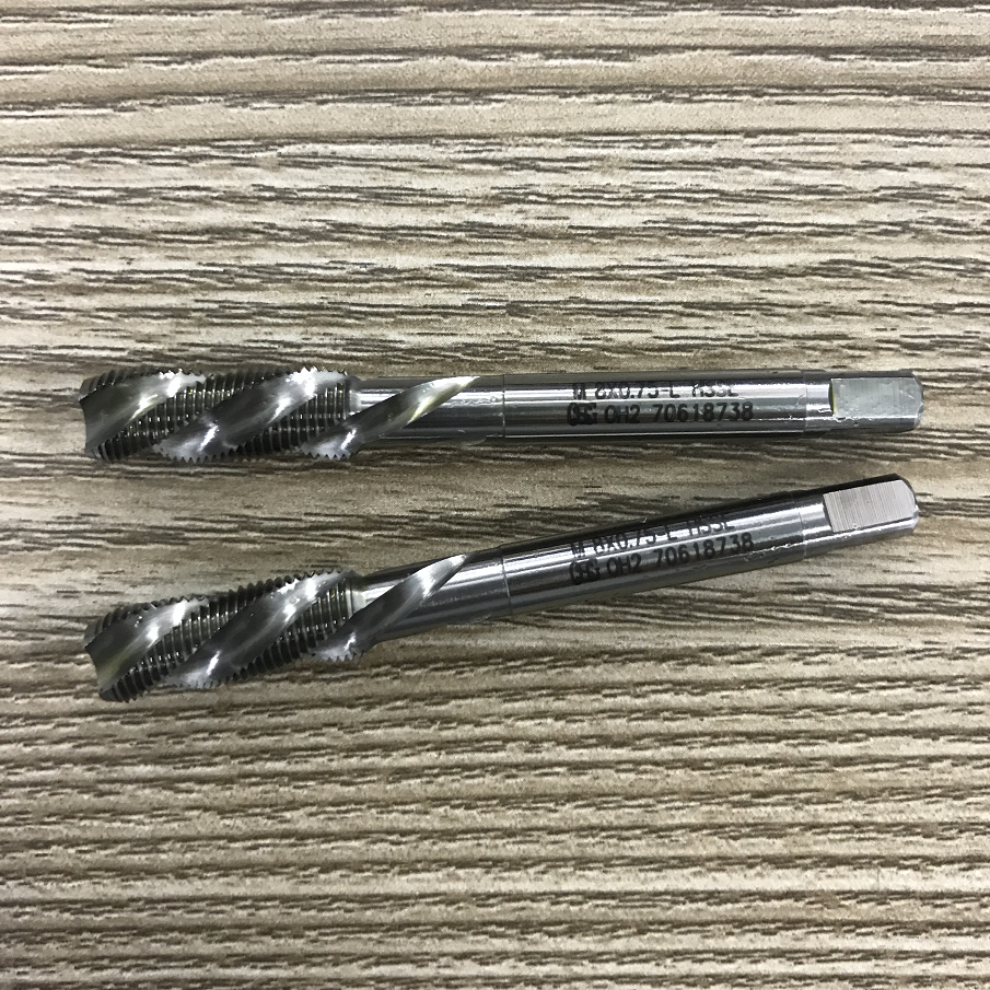 Japanese OSG metric spiral M3M4M5M5.5M6M7M8M9M10M12 anti rotation fine tooth left tooth spiral tap