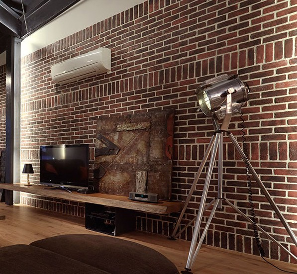 Decoration of border line antique brick, tile, tile, tile, wall, wall, white garden, simple staircase and staircase culture