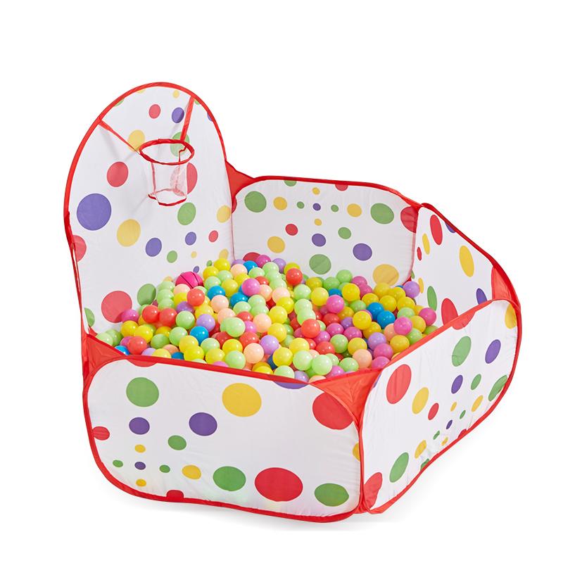 Indoor - farb - Bobo - Ball pool baby baby spielzeug für Kinder - Pool Meer Ball pool zäune aufblasbare Kleine Mädchen Haus der Spiele