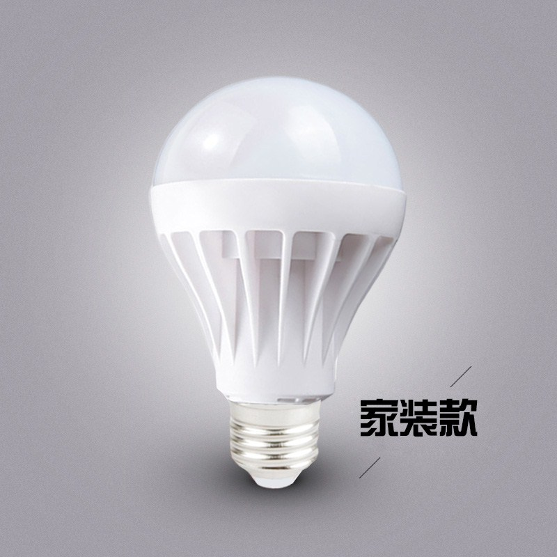 супер ярка крушка e27 доведе винт 3W5 плочки 12ц домакински енергоспестяващи крушки щик на единична лампа светлинен източник