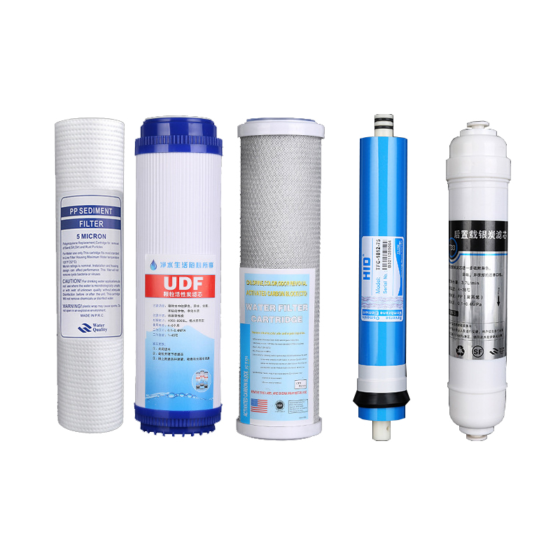 TCL water purifier filter before 3 10 inch general bentai Mian 5 Sagitar full reverse osmosis pure water machine
