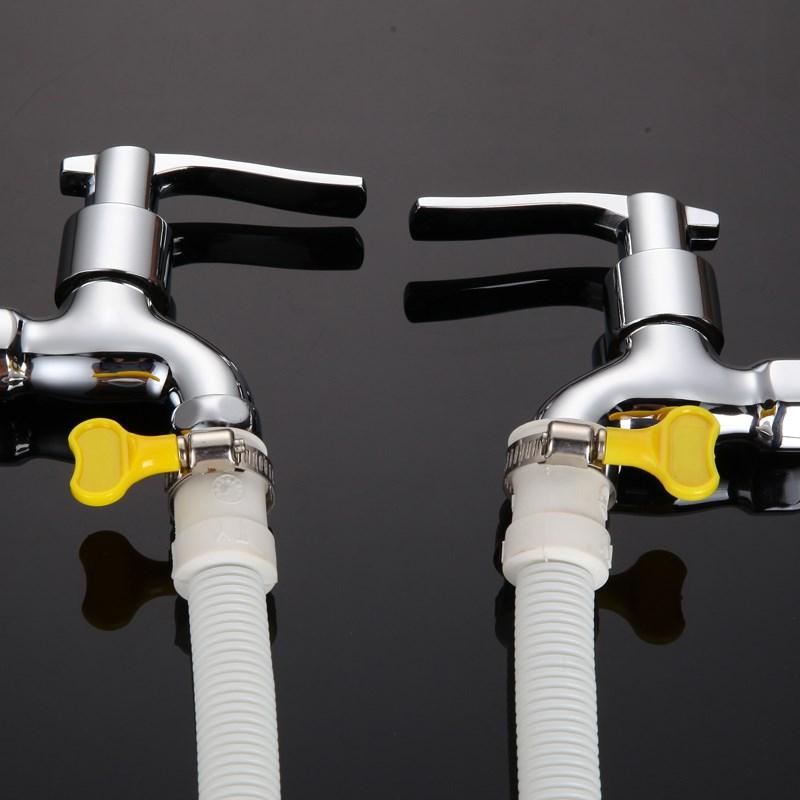 La conversión de la hebilla de alargar la conexión del agua de lavado de la cuenca de drenaje del agua del tubo de entrada de agua de la manguera