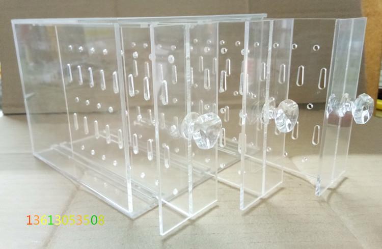 กล่องเก็บเครื่องประดับต่างหูสร้อยคริลิค , กล่องเครื่องประดับกล่องเครื่องสำอางค์กล่องปรับแต่ง