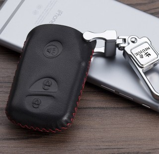 BYD /F0/S6/F3/E6/M6 key package, true leather case, auto key sleeve, remote control protective cover