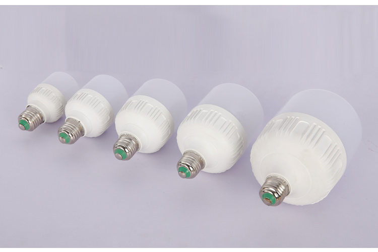 LED bulb E27 screw mouth household 3.5W warm white bulb 2.5W energy saving lamp LED single lamp 7W