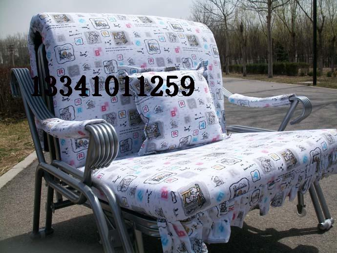 1メートル幅両用ソファーベッドシーツ人ソファーソファー布製ソファツイ車で客を取る面肥厚