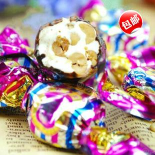 包邮沈阳特产不老林糖花生牛轧软奶酥糖休闲婚喜散装年货糖果零食
