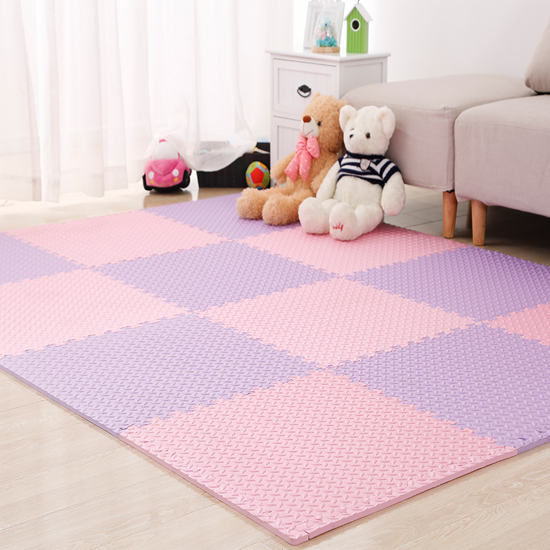Foam pad size baby crawling Mat Puzzle tatami floor 60CM thick tasteless stitching