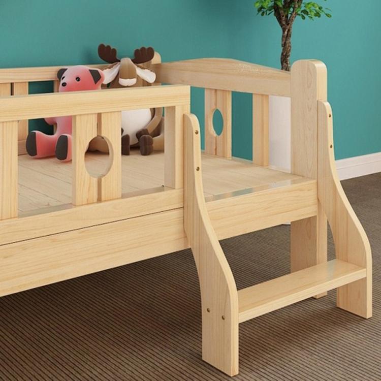πακέτο μετά το κρεβάτι Λευκό ξύλινο κρεβάτι 1 μέτρο 1.2 το μονό κρεβάτι καθαρή μονό κρεβάτι κρεβάτι μωρό μου η Τζέιν
