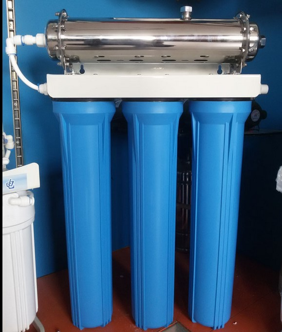 20 inch large flow 3 water purifier commercial water purifier kitchen water purifier tap water filter