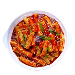 正宗韩国风味炒年糕【380克】辣酱炒粘糕条韩式部队火锅辣酱黏糕